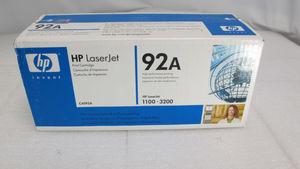 hp 92a c492a 1100 3200 hp laserjet. Black Bedroom Furniture Sets. Home Design Ideas